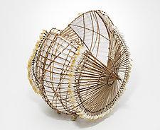 Untitled by Charissa Brock (Art Glass & Bamboo Sculpture)