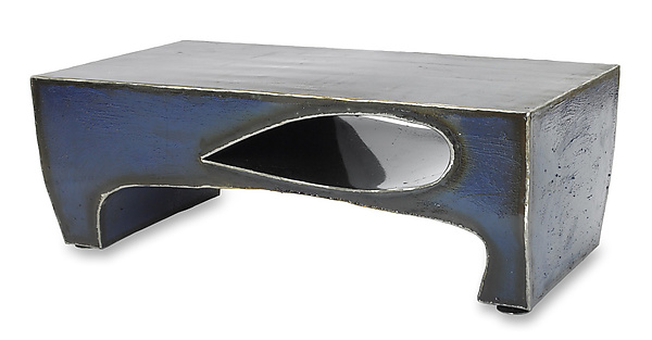 Blue Drop Coffee Table