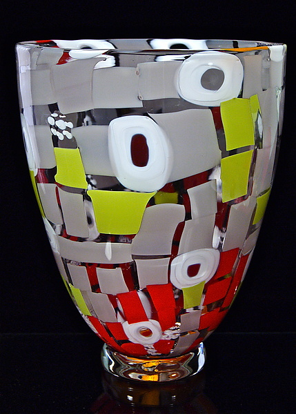Patchwork Quilt Bowl