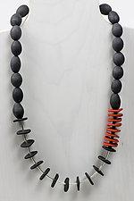 Alissa Necklace by Klara Borbas (Polymer Clay Necklace)