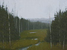 Gunflint by Mary Jo Van Dell (Giclee Print)