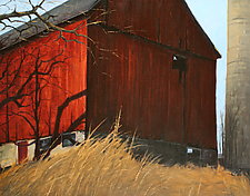 Russet by Mary Jo Van Dell (Giclee Print)
