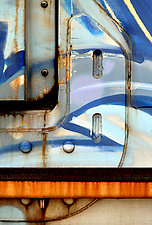 Colorful Travels II by LuAnn Ostergaard (Color Photograph)