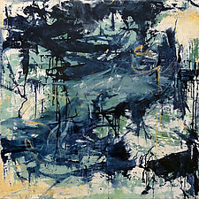 Whirlwind by Robin Feld (Oil Painting)