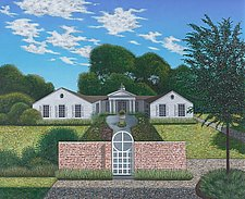 Shelley's House by Scott Kahn (Giclee Print)
