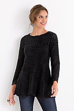 Fiore Pointy Pullover by Carol Turner  (Knit Tunic)