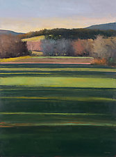 Fairview Shadows by David Skinner (Acrylic Painting)