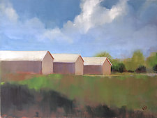 Barns by Marlies Merk Najaka (Giclee Print)