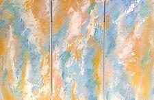 Warmer Days by Leslie Saeta (Acrylic Painting)