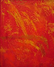 Sheer Delight by Pamela Acheson Myers (Acrylic Painting)