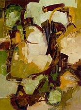 Willow by Karen Scharer (Oil Painting)