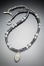 Cleo Necklace by Robin  Sulkes (Beaded Necklace)