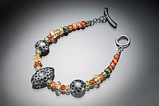 Sweet Dragon Bracelet by Robin  Sulkes (Beaded Bracelet)
