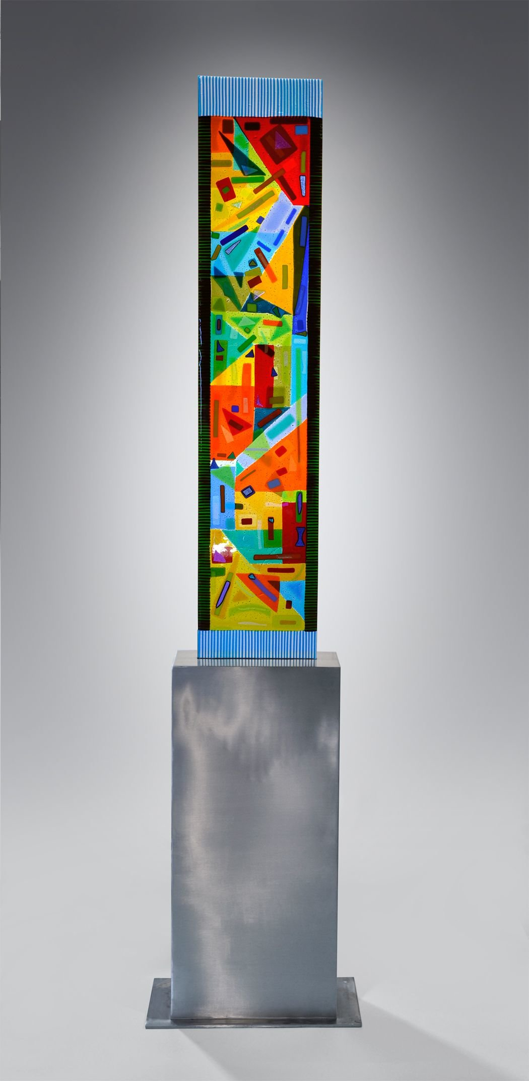 Abstracta Sculptural Panel