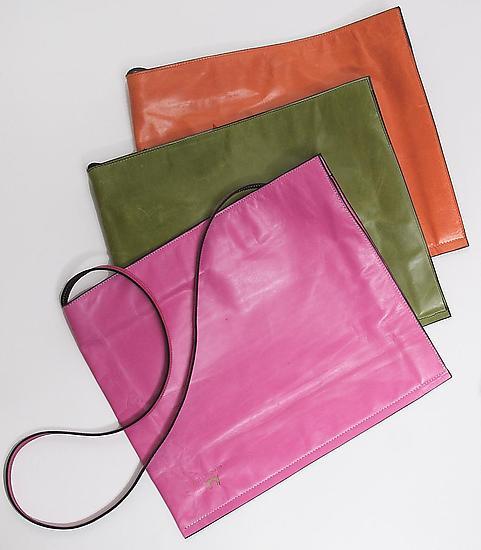 Lille Bag by Jutta Neumann  (Leather Bag)