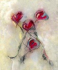 Heart No. 1 by Roberta Ann Busard (Giclee Print)