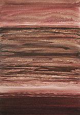 Crimson Tide by Maureen Kerstein (Watercolor Painting)
