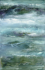 Mystic Sea by Maureen Kerstein (Giclee Print)
