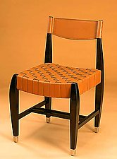 Gramercy Side Chair by Gregg Lipton (Wood Chair)