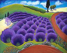 Restful Place by Jane Aukshunas (Giclee Print)