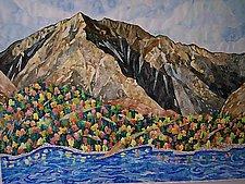 Red Rocks No.3 by Thomas Lo Cicero (Watercolor Painting)
