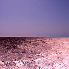 Infinite Horizon 3 by Marcie Jan Bronstein (Color Photograph)
