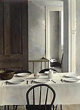 Table by Vicki Reed (Color Photograph)
