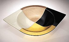 Quadro II by Renato Foti (Art Glass Bowl)