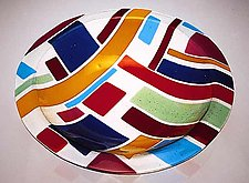 Random by Renato Foti (Art Glass Bowl)