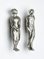 People Pulls by Rosalie Sherman (Metal Pull)