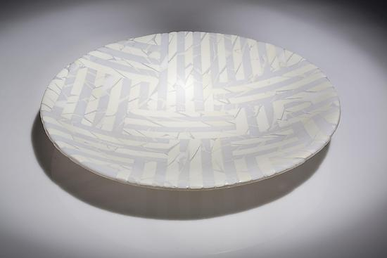 Wedding Bowl by Varda Avnisan (Art Glass Bowl)