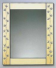 Bluegrass by Jamie Robertson (Wood Mirror)