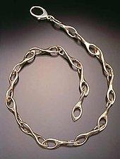 Figure 8 Link by Lisa Slovis (Silver Necklace / Bracelet)