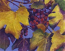 Grape Harvest by Jane Sterrett (Giclee Print)