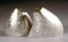 Mix/Match Salt & Pepper Shakers by Lisa Slovis (Pewter Salt & Pepper Shakers)