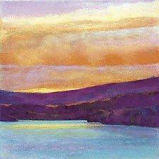 Evening Glow by Ken Elliott (Giclee Print)