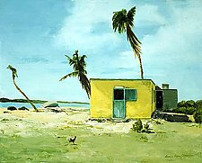 Island Home by Laurie Regan Chase (Giclee Print)