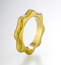 Mace Ring by Eva Seid (Gold Ring)