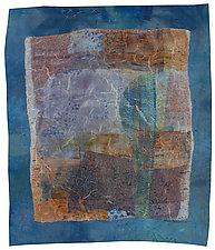Remnants II by Joanie San Chirico (Fiber Wall Hanging)