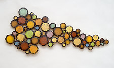 Pyrocumulus by Susan Madacsi (Metal Wall Sculpture)