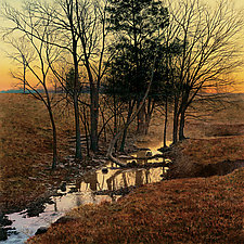 Sunrise Creek by Steven Kozar (Giclee Print)