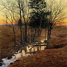 Sunrise Creek by Steven Kozar (Giclee Print)