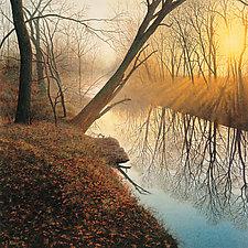 Morning Solitude by Steven Kozar (Giclee Print)