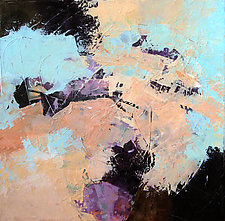 Awareness by Maureen Kerstein (Acrylic Painting)