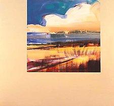 Happy Somewhere by John Berens (Acrylic Painting)
