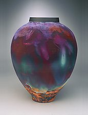 Apple by Bruce Johnson (Ceramic Vessel)