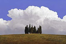 Cumulus, Tuscany by Christopher Young (Pigment Print)