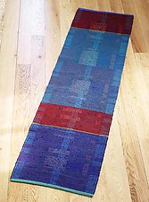 Plum Island by Claudia Mills (Cotton Rug)