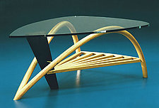 Thauston by Glenn Ward (Wood Coffee Table)