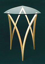 Donum by Glenn Ward (Wood Side Table)